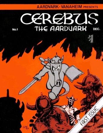 Cerebus 1 - 1977