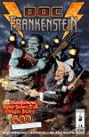 Doc Frankenstein #6 cover by Steve Skroce