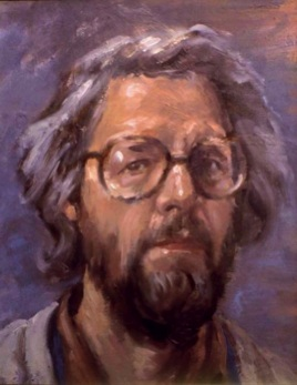 Self-portrait, Gerald Lazare