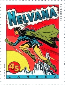 nelvana stamp
