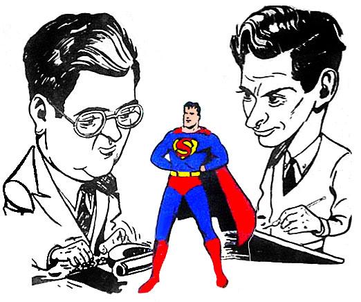 Joe Shuster, Superman, Jerry Siegel
