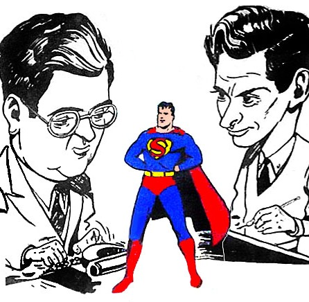 Jerry Siegel, Superman, Joe Shuster