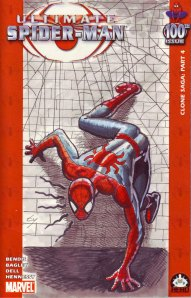 """Ty's contribution to the Hero Initiative's """"Ultimate Spider-Man 100 Project"""""""