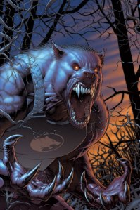 The Astounding Wolf-Man #16 (Variant Cover) by Dale Keown