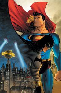 Superman/Batman #60 - Cover by Francis Manapul