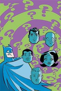 Super Friends #15, Cover by J. Bone
