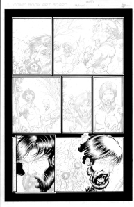 Pencils by Kidwell.  Inks by Bledsoe.