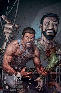 Berserker #2 Cover by Dale Keown