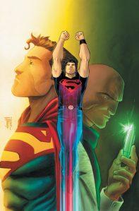 Adventure Comics #1 Cover by Francis Manapul
