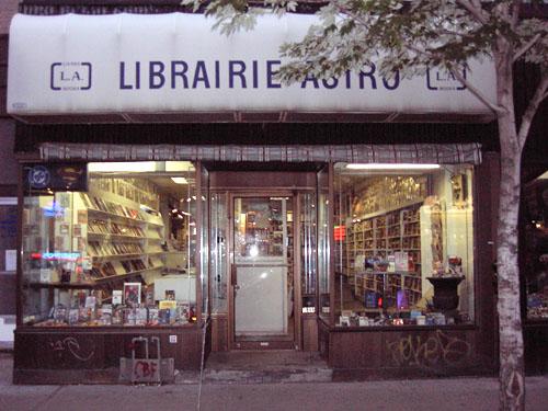 Librairie Astro - Montréal, QC