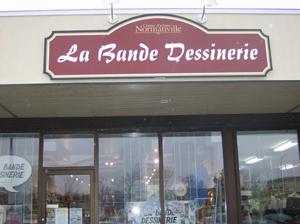 La Bande Dessinerie - Trois-Rivières, QC