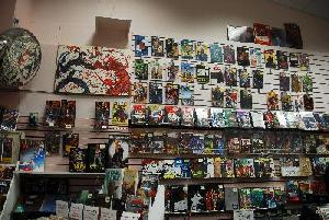 Book Fair Comics in Winnipeg, MB