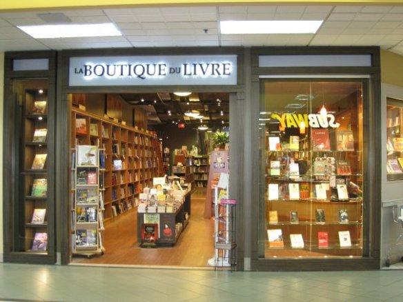 Boutique du Livre de Ste-Foy - Quebec City, QC