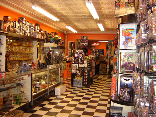 The Comic Book Collector in London, ON