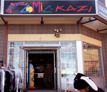 Comic-Kazi in Calgary, AB