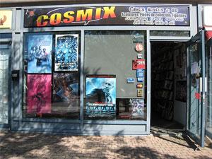Cosmix - Saint-Laurent, QC