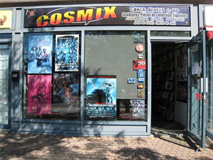 Cosmix - Saint-Laurent, QC