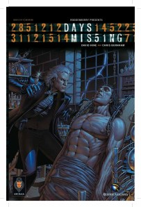 Days Missing #2 Cover by Dale Keown