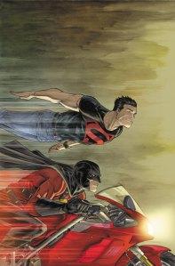 Adventure Comics #3 Regular Cover by Francis Manapul