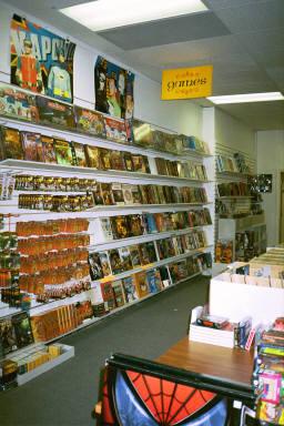 L.A.Mood Comics & Games in London, ON