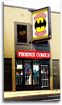 Phoenix Comics NW in Calgary, AB