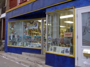 Studio 9 Comic Shop - Montréal, QC