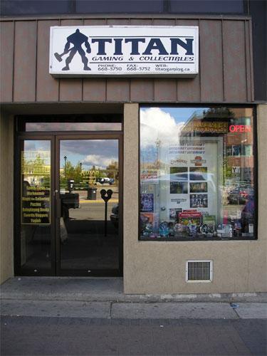 Titan Gaming in Whitehorse, YT