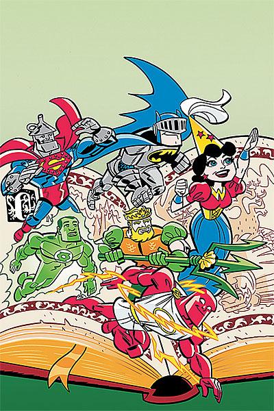 J. Bone Super Friends cover