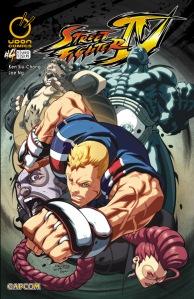 Joe Ng - Street Fighter IV 4 (Cover B)