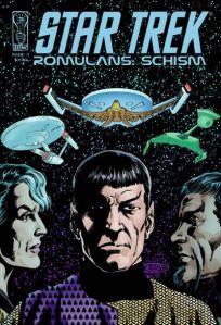 John Byrne - Star Trek Romulans Schism 3