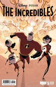 Marcio Takara - The Incredibles 2 (Cover A)