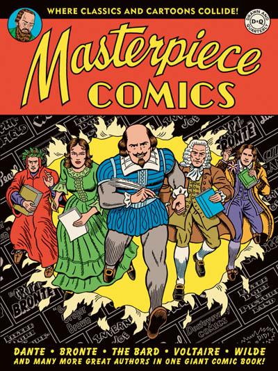 Amazon declares it's Best Books of 2009: Comics & Graphic Novels