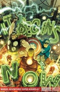 Niko Henrichon - Marvel Adventures Super Heroes 17
