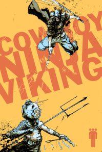 Riley Rossmo - Cowboy Ninja Viking 2