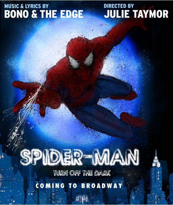 SPIDER-MAN Musical # 1