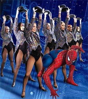 SPIDER-MAN Musical # 2