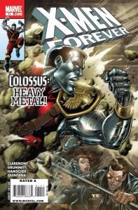 Tom Grummett - X-Men Forever 11