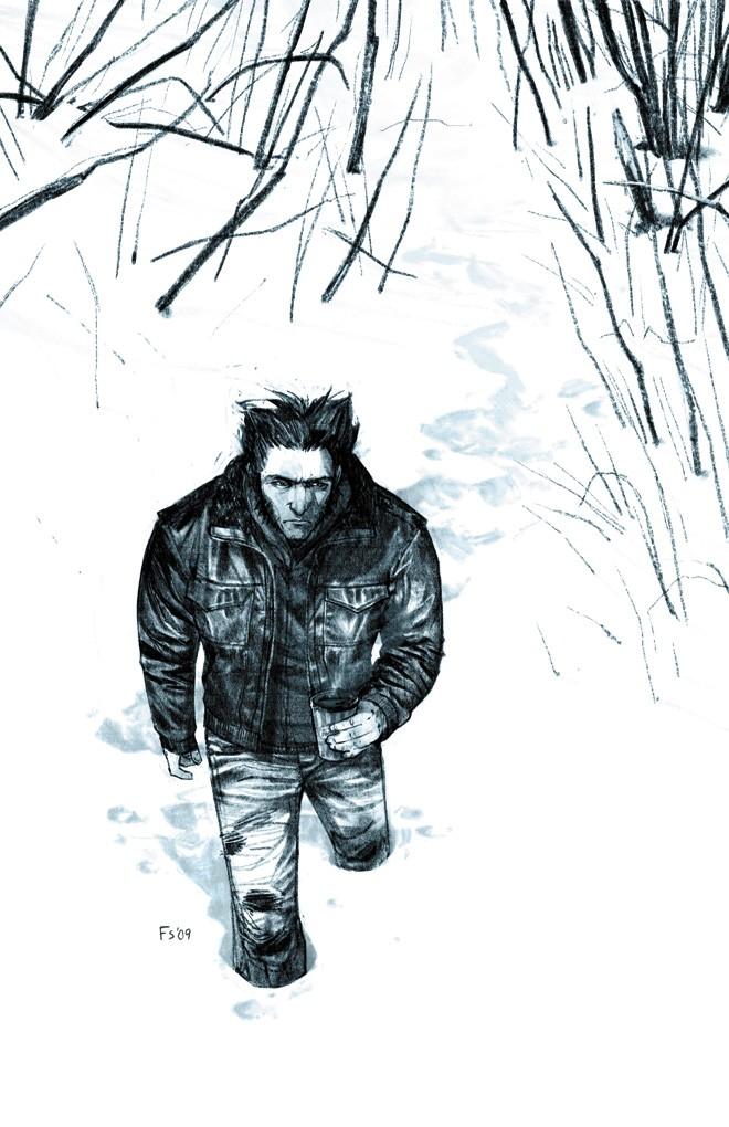 Wolverine by Fiona Staples