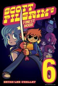 Bryan Lee O'Malley - Scott Pilgrim Vol. 6: Scott Pilgrim's Finest Hour