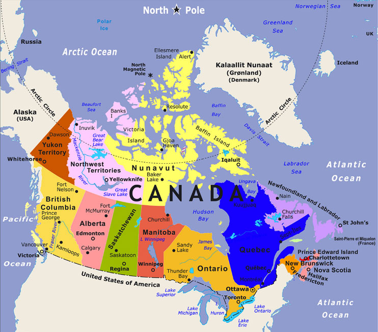 Where Is Vancouver On The Map Of Canada.Comic Book Conventions Across Canada The Joe Shuster Awards