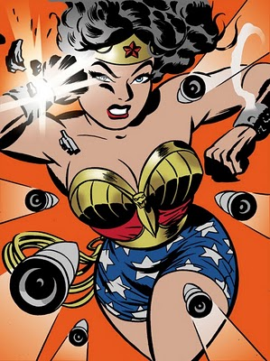 Darwyn Cooke Wonder Woman