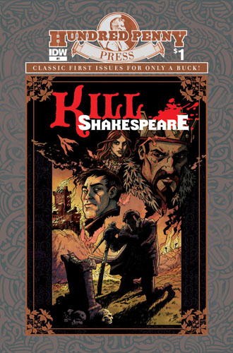 Collectibles Kill Shakespeare 6 Conor Mccreery Fn 1st Print