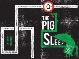 pig sleep