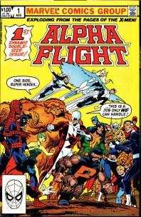 alpha-flight